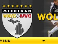 Michigan Wolves and Hawks
